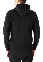 Vyriškas džemperis (juodas/mėlynas)